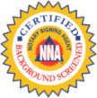National Notary Association Background Screened